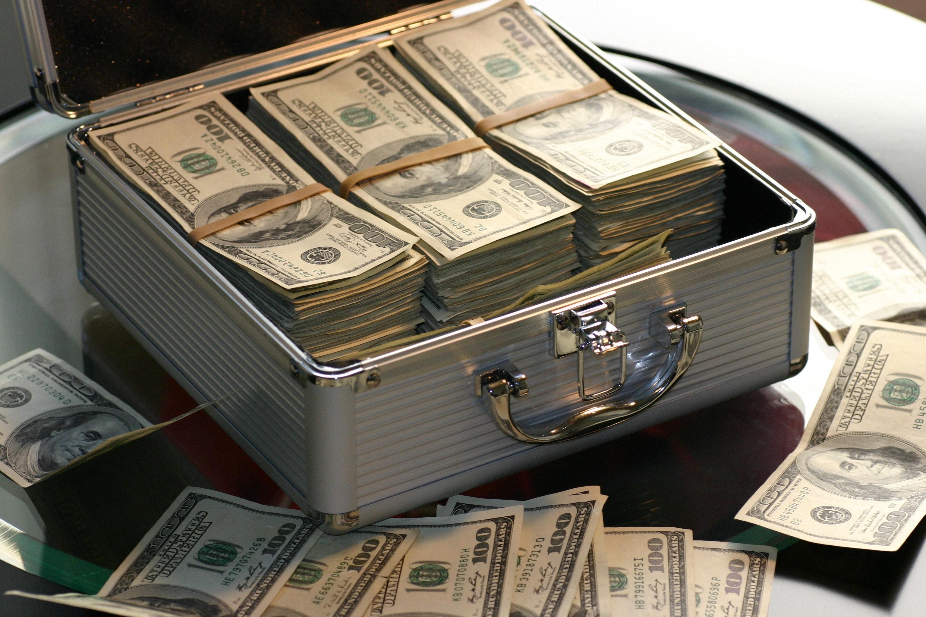pénz, hogyan lehet gazdagodni és meggazdagodni